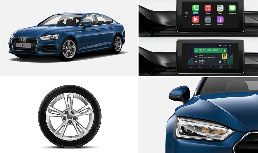 Audi A5 Sportback Advanced
